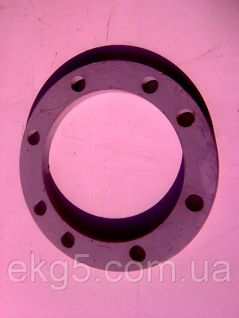 Кольцо хомута натяжного колеса на ЭКГ-5 чертеж 1080.33.22-1(Запчасти на экскаватор ЭКГ-5)