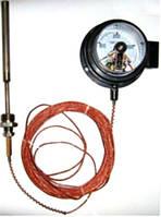 Термометр ТМП-100С манометрический показывающий сигнализирующий