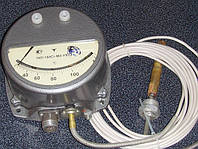 ТКП-160Сг-М1-УХЛ2 термометр манометрический сигнализирующий показывающий