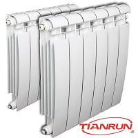 Биметаллическая батарея Tianrun Rondo 500 (10 секций)