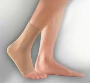 Бандаж на голеностоп 2-го класса компрессии Medi elastic ankle support , MEDI (Германия)