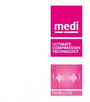 Бандаж на голеностоп 2-го класса компрессии Medi elastic ankle support , MEDI (Германия), фото 2