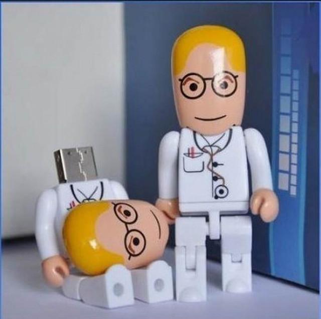 Флеш память USB Doctor (8GB)