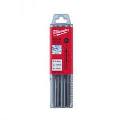 Milwaukee  HSS-R DIN338 2,5 10шт Сверло по металлу
