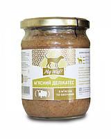 My WuF! Мясные деликатесы Мясо с овощами для собак, 500гр