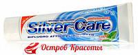 Отбеливающая зубная паста-гель Silver Care, с пробкой-дозатором, 100 мл. 172204501
