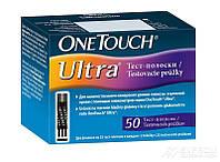 Тест-полоски One Touch Ultra 50 шт.