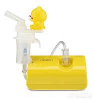 Ингалятор компрессорный OMRON NE-C801KD для детей, фото 1