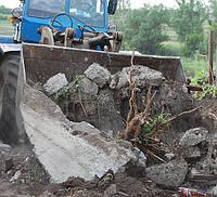 Демонтаж и снос зданий харьков