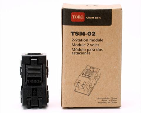 Модуль TSM‐TSM 02