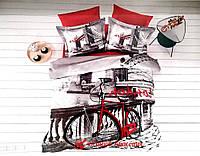 Постельное белье Tour De London Prima Casa Сатин Бамбук (комплект полуторный) 320100100