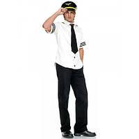 Мужской карнавальный костюм пилота