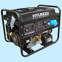 Генератор бензиновый HYUNDAI HHY 9000FE (6.0 кВт)