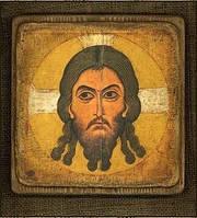 Икона православная Спас Нерукотворный