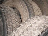 Утилизация грузовых шин