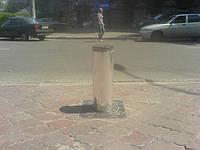 Автоматический дорожный блокиратор (Боллард)