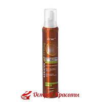 Keratin Styling Пена для укладки волос с жидким кератином супер сильной фиксации Витекс, 300 мл (3018885) 108112218