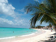 Постер глянцевый - Barbados / Барбадос, 81x60см
