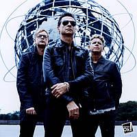 Постер глянцевый - Depeche Mode / Депеш Мод, 60x61см