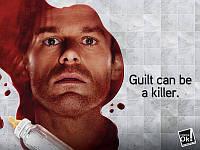 Постер глянцевый - Dexter / Декстер, 80x60см