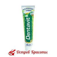 Dentavit Зубная паста с фтором Лечебные травы Витекс, 160 г (3006820) 108120902