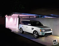 Постер глянцевый - 2010 Range Rover Sport, 77x60см