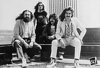 Постер глянцевый - Black Sabbath / Блек Саббат, 89x60см