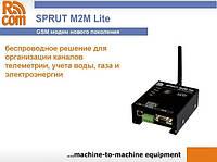 Серийное производство устройства для промышленной автоматизации Sprut M2M Lite
