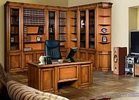 Кабинет  деревянный дубовый