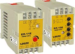 Реле контроля фаз ЕЛ-11