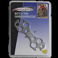 Универсальный инструмент для велосипеда