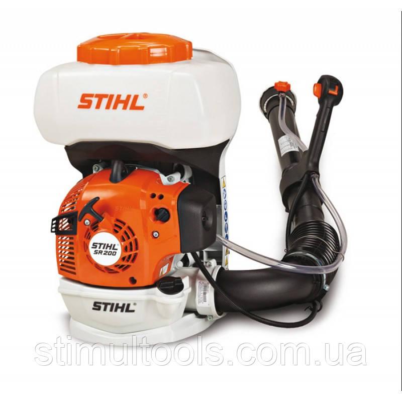 Опрыскиватель бензиновый Stihl SR 200