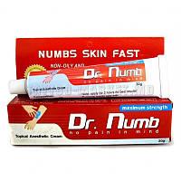 Крем-анестетик Dr.Numb Skin Fast, 30гр
