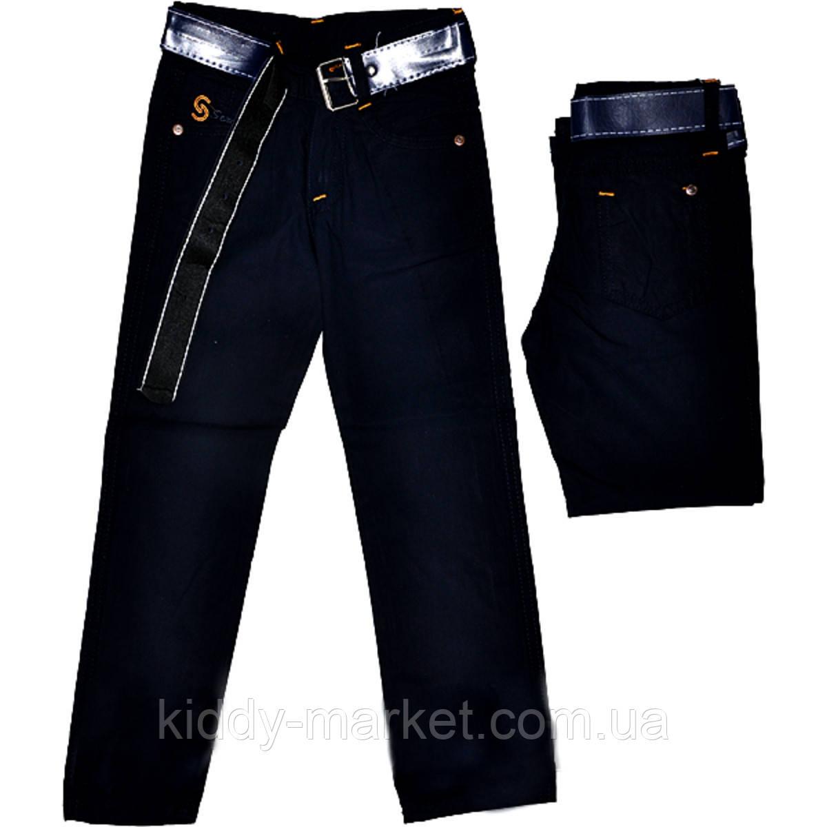 Коттоновые  брюки для мальчика