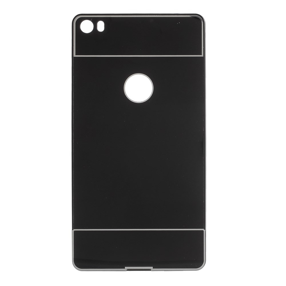 Чехол накладка бампер Mirro-like Huawei Ascend P8 Max черный