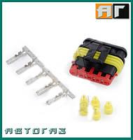 Роз'єм для датчиків тиску і вакууму STAG PS02 PS02 Plus KME CCT6