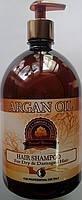 Шампунь для волос Argan oil for dry&damaged hair 1000 мл для сухих и поврежденных волос