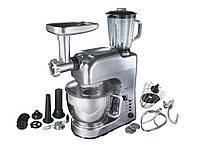 Кухонный комбайн - тестомес 4 в 1 Profi Cook PC-KM 1004 6л