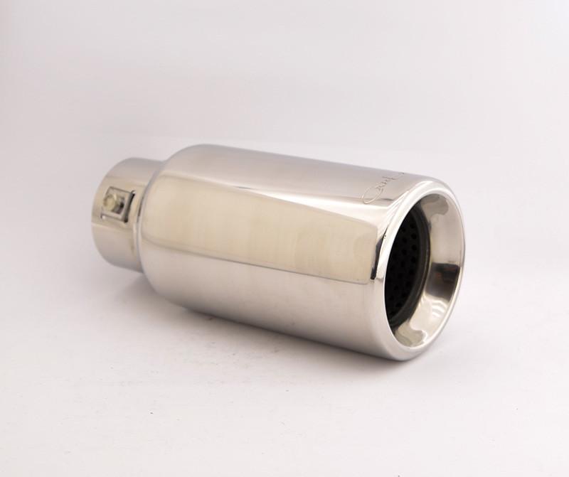 Насадка на глушитель автомобиля  60-37 мм