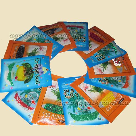 Гидрогель для цветов и декора 10г, фото 2