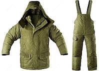 Зимний охотничий костюм GRAFF 652/752-O-B