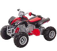 Электромобиль BT-BOC-0059 RED квадроцикл, детская машина
