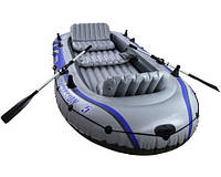 Лодка надувная Intex Excursion-5 Set (68325)