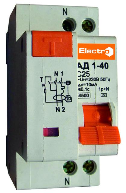АД 1-40 (4,5kА, 6kА) — Electro™