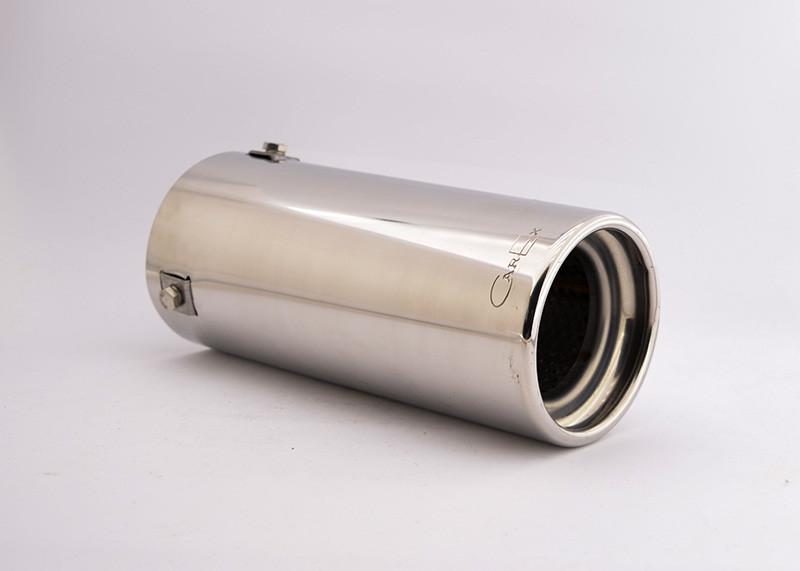 Насадка на глушитель автомобиля  86-49 мм