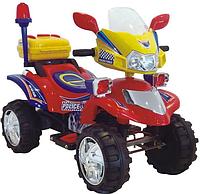 Электромобиль  KB92068 RED-YELLOW квадроцикл, детская машина