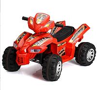 Электромобиль  HZL-D068 RED квадроцикл, детская машина