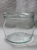 Банка стеклянная 250 мл с горловиной твист 82 мм Глечик (15 штук в упаковке)