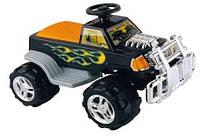 Электромобиль SC-891-BLACK джип, детская машина