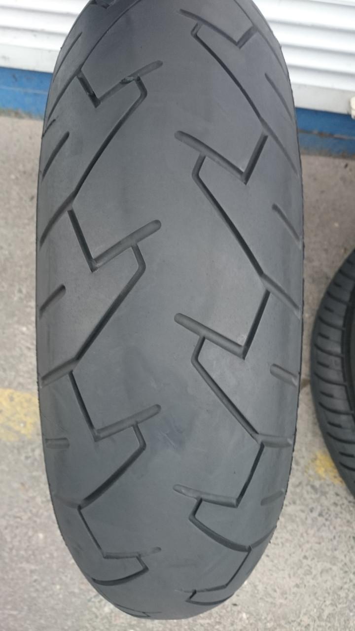 Мото-шина б\у: 160/60R17 Bridgestone Battlax BT57R